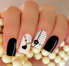 2019 Fascinating Square Acrylic Nails In Spring Summer Season Fascin. - 2019 Fascinating Square Acrylic Nails In Spring Summer Season Fascinating Square Acryli - Square Acrylic Nails, Square Nails, Heart Nail Designs, Nail Art Designs, Valentine Nail Designs, Design Art, Design Ideas, Glittery Nails, Heart Nails