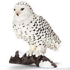 *NEW* SCHLEICH 14671 Snowy Owl Bird