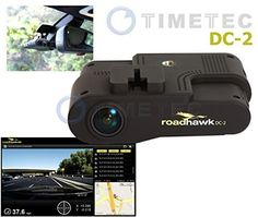 Timetec Road Hawk DC2 Black Box 1080P HD Automobile Dash Windshield DVR System *** Click on the image for additional details. (This is an affiliate link and I receive a commission for the sales)