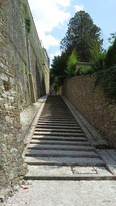 Via delle Mura Ciclopiche