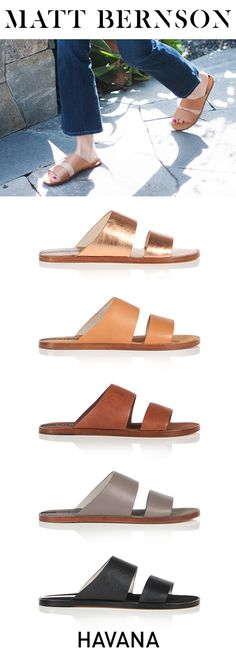 The Havana sandal is our most popular wardrobe essential. It has a minimalist style but maximum comfort with memory foam insole covered in nubuck.