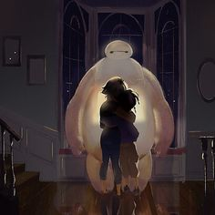 art from Big Hero 6