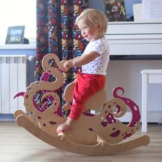 Rocking Monsters - Amazing rocking toys for amazing kids Toys For Little Kids, All Tools, Best Black Friday, Black Friday Shopping, Shopping Hacks, Cool Gadgets, Octopus, Monsters, Kids Rugs
