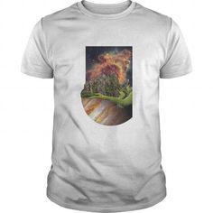 Cool Jupiter painting art T shirts