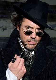 Robert Downey Jr. as Sherlock Holmes