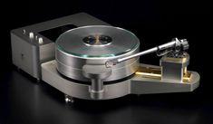 Kondo Audio Note Ginga Belt Drive Turntable w/SME 312 Tonearm analog hifi