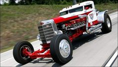 Peterbilt hot rod