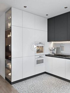 Modern Kitchen Design – Want to refurbish or redo your kitchen? As part of a modern kitchen renovation or remodeling, know that there are a . Kitchen Room Design, Modern Kitchen Design, Home Decor Kitchen, Kitchen Living, Interior Design Kitchen, Kitchen Ideas, Kitchen Designs, Living Rooms, Interior Ideas