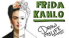 FRIDA KAHLO | Draw My Life En Español