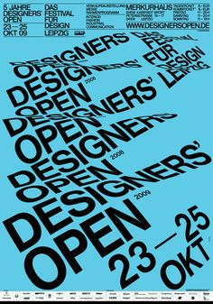 Designers Open 2009 — Lamm & Kirch