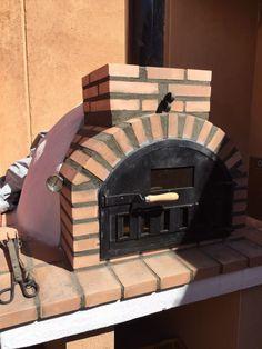 Horno leña. Horno de leña de Pereruela fabricado por nuestro amigo Francisco con uno de nuestros lotes.