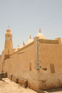 Old mosque in Yemen