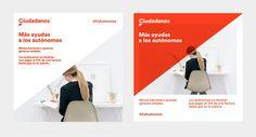 El partido político Ciudadanos cambia de logo y de identidad visual | Brandemia_