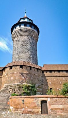 Nuremberg, Germany Cities In Germany, Germany Castles, Nuremberg Germany, Bavaria Germany, Danube River Cruise, Travel Europe, Munich, Towers, Spring Break