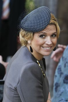 HRH Crown Princess Máxima of The Netherlands will become the most beautiful queen in the world on 30 April 2013.  And, the smartest, best educated, and most accomplished banker queen, in our world.