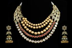 How to Choose Bridal Jewellery that Flatters Your Face and Skin - BollywoodShaadis.com