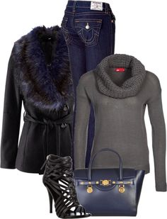 """""""Esprit Pullover"""" by melindatg ❤ liked on Polyvore"""