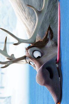 Disney Frozen Sven #DisneyFrozen