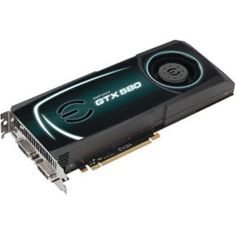 Exclusive Geforce GTX580 Superclocked By EVGA by At EVGA. $724.59
