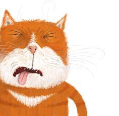 puaggg!!!, ilustración de Lina Žutautė
