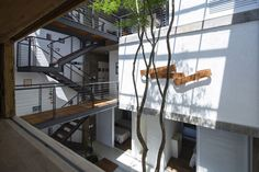 Modern Private Residence with an Industrial Look: M&M House by Bonina ArquiteturaDesignRulz14 March 2014Designed by Bonina Arquitetura,M&M House is located in São Paulo, Brazil.Completed in 2013, thisprivate residence has an... Architecture