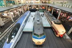 The just-opened museum near Kyoto Station is the latest addition to the list of places to visit in Japan's ancient capital, which also once served as a hub for a nationwide network of steam locomotives.