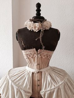 Vintage Dress Form - keep your wedding dress on display in your closet