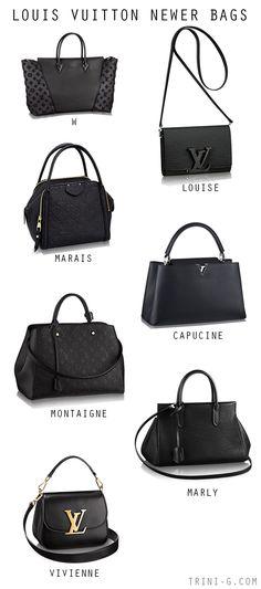 Trini Blog | Louis Vuitton newer bags