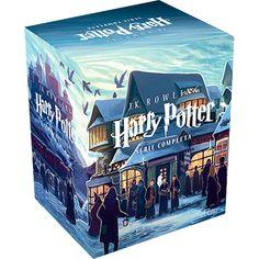 Submarino Livro - Coleção Harry Potter (7 Volumes) - R$85,41