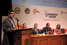 Inaugura el gobernador Foro Sumemos + Causas por la Seguridad