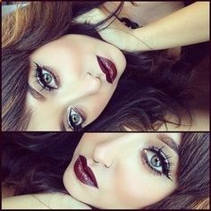 perfect winged eye liner