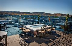 5 Restaurants With Incredible Rooftop Dining In South Dakota
