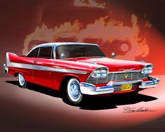 Hey friends, just wanted to mention The Automotive Art of Danny Whitfield is now available on amazon. What you'll like the most is they're available at a lower cost, so check it out!