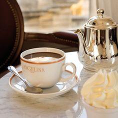 salon de thé Angelina aux Galeries Lafayette de Lyon Part-Dieu