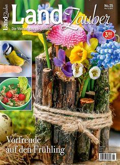 #Frühling komm bald! #Vorfreude ist bekanntlich die schönste Freude 🌷 🌼 🌺 🌻 🌹  Jetzt in LandZauber: https://www.united-kiosk.de/land+zauber+-+epaper-ebinr_2106300.html