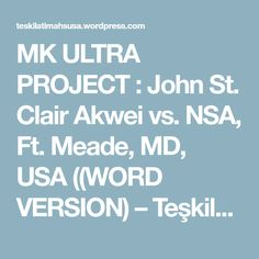 55 Best Project MK Ultra images in 2017 | Mindfulness, Projects