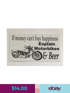 Bike surf poster products the renmy store plaques decorative signs ebay home garden fandeluxe Images
