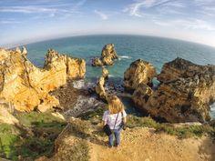 Gdzie wybrać się na Algarve, czyli zakończenie zwiedzania   Mama said be cool - blog podróżniczy Algarve, Water, Blog, Outdoor, Gripe Water, Outdoors, Blogging, Outdoor Games, Outdoor Living