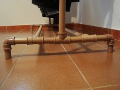 Arara feita com cano de PVC - Faça Você Mesmo