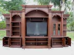 Entertainment Centers with Bookshelves | CUSTOM WALL UNITS,BOOKCASES AND ENTERTAINMENT CENTERS (LADY LAKE/OCALA ...