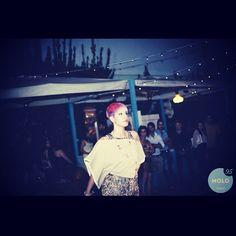 Sfilata Peut-être al molo9cinque 30/08/2014 #peut #peutetre #sfilata #fashion #artigianale #madeinitaly #maximaglia #felpa #diy #leopartado #handmade #sumisura #animalier