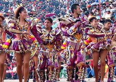 Carnival de Oruro – Oruro, Bolivia