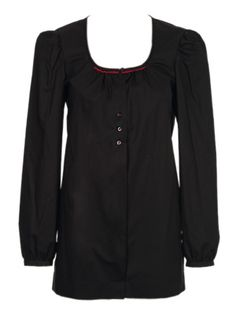 burda style, Schnittmuster Dirndl - Langärmelige Bluse aus Batist,