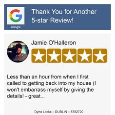 Auto Locksmith, Online Reviews, Dublin, Thats Not My, How To Get, Star, Reading, House, Home