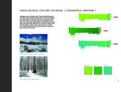 Color Scheme for Winter. 12 Color Wheel, Portfolio Design, Color Schemes, My Design, College, Winter, Portfolio Design Layouts, R Color Palette, Winter Time