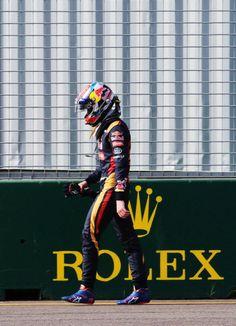 Max Verstappen at the Grand Prix in Melbourne ✿