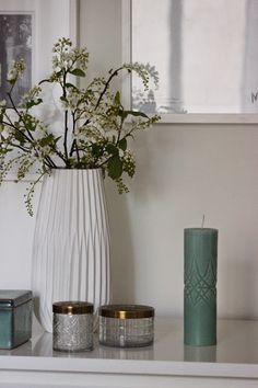 Piazzan Photo by Pernilla Broste copenhagen Pb home Broste Copenhagen, Scandi Style, Vase, Ceramics, Inspiration, Design, Home Decor, Deco, Ceramica