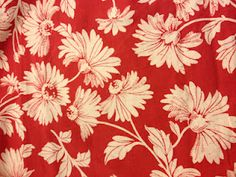 The Warp and the Weft: French Color: Rouge