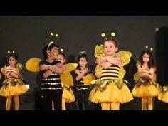 Arı Dansı Gösterimiz - YouTube