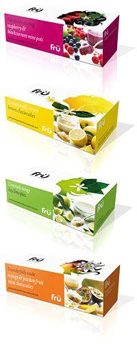 Packaging / fru: Gu goes fruity